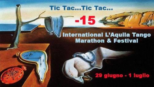 International L'Aquila Tango Marathon & Festival