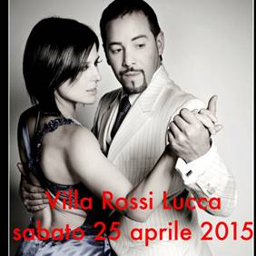 Villa Rossi 25 aprile