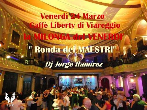 Milonga liberty viareggio