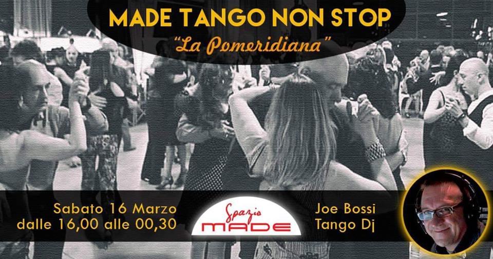 Made tango non stop